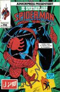 Spectaculaire Spiderman 110