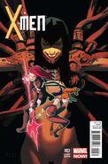 X-Men Vol 4 3 Variant