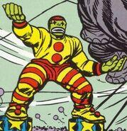 Robert Bruce Banner (Earth-616) as Mechano