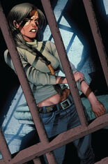Danielle Moonstar (Earth-616) from New Mutants Vol 3 2 001
