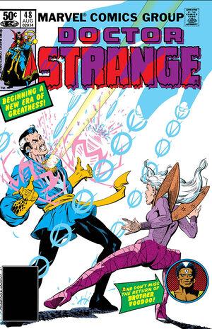Doctor Strange Vol 2 48