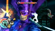 Galactus and Norrin Radd (Earth-6109) from Marvel Ultimate Alliance 0001