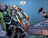 Joshua Foley (Earth-616) and Santo Vaccarro (Earth-616) from New X-Men Vol 2 23 0001