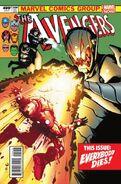 Avengers Vol 5 24.NOW Avengers as X-Men Garbett Variant