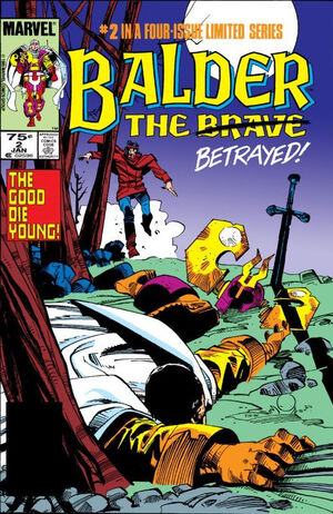 Balder the Brave Vol 1 2