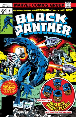 Black Panther Vol 1 9