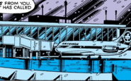 Calgary International Airport from X-Men Vol 1 120 001