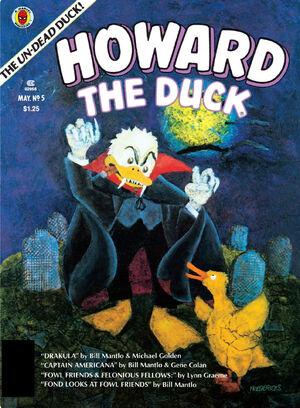 Howard the Duck Vol 2 5