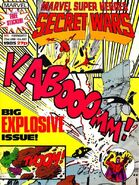 Marvel Super Heroes Secret Wars (UK) Vol 1 5