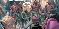 Maternal Council of Elders (Earth-616)/Gallery