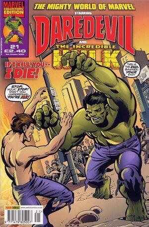 Mighty World of Marvel Vol 3 21