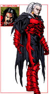 Vlad Dracula (Earth-616) from Vampires The Marvel Undead Vol 1 1 001