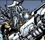 Abominable Snowman (Howling Commandos) (Earth-616) from Nick Fury's Howling Commandos Vol 1 2 0001