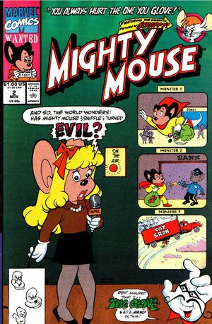 Mighty Mouse Vol 1 2