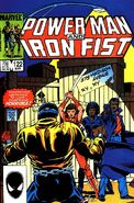 Power Man and Iron Fist Vol 1 122