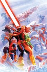 All-New X-Men Vol 1 27 Alex Ross Variant Textless