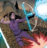 Katherine Bishop (Earth-616) from Young Avengers Vol 2 5 001