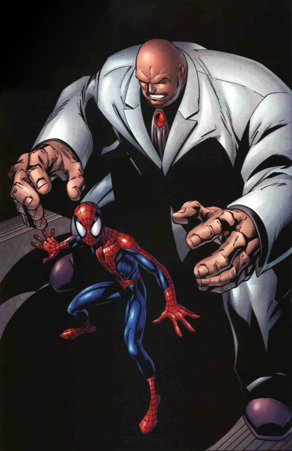 Will Kingpin Appear in Spider-Man Homecoming?