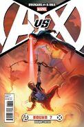 Avengers vs. X-Men Vol 1 7 Ribic Variant