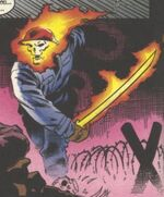 Ghost Rider (Kale) (Earth-616) from Ghost Rider Vol 3 89 0001