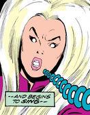 Lani Ubanu (Earth-616) from Defenders Vol 1 15 0003