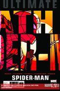 Ultimate Spider-Man Vol 1 154 Second Printing Variant 2