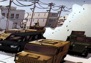 Baghdad from Avengers The Initiative Vol 1 1 001