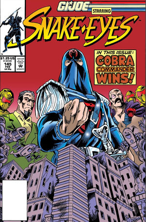 G.I. Joe A Real American Hero Vol 1 145