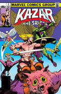 Ka-Zar the Savage Vol 1 3