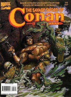 Savage Sword of Conan Vol 1 226