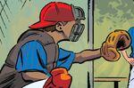 Clay Quartermain, Jr. (Earth-21722) from Hank Johnson, Agent of Hydra Vol 1 1 001