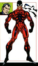 Luis Alvarez (Earth-616) from Official Handbook of the Marvel Universe A-Z Update Vol 1 3 001