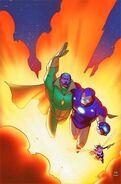 Marvel Universe Avengers - Earth's Mightiest Heroes Vol 1 10 Textless