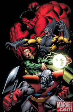 Offenders (Earth-616)