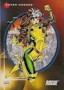 Rogue (Anna Marie) (Earth-616) from Marvel Universe Cards Series III 0001