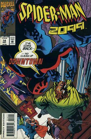 Spider-Man 2099 Vol 1 14