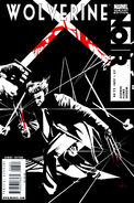 Wolverine Noir Vol 1 3 Variant