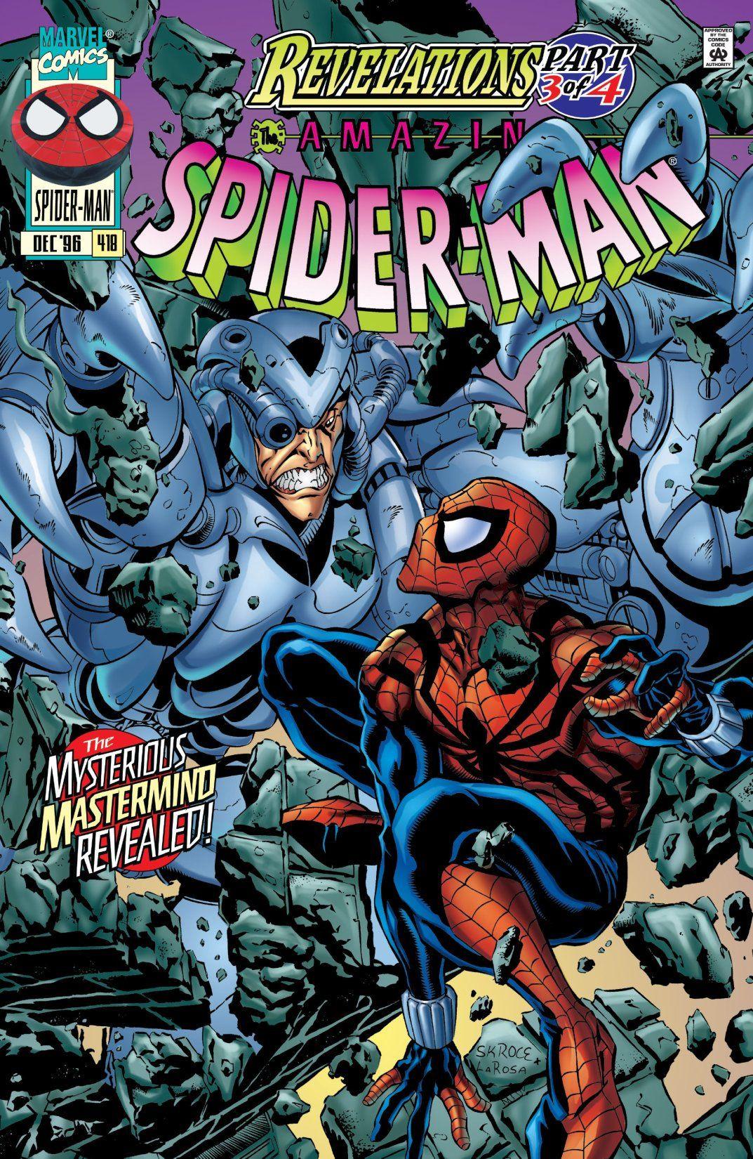 Amazing Spider-Man #418