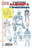 Captain America Vol 7 1 Opena Variant