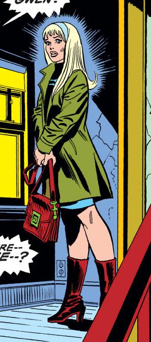 Joyce Delaney (Earth-616) from Amazing Spider-Man Vol 1 144