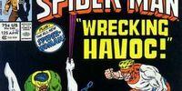Peter Parker, The Spectacular Spider-Man Vol 1 125