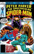 Peter Parker, The Spectacular Spider-Man Vol 1 14