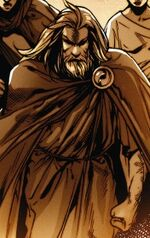 Zeus Panhellenios (Earth-12025) from X-Treme X-Men Vol 2 10 0001