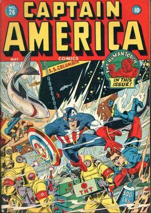 Captain America Comics Vol 1 26
