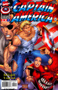 Captain America Vol 2 2