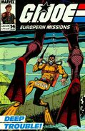 G.I. Joe European Missions Vol 1 14
