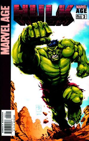 Marvel Age Hulk Vol 1 2