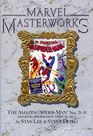 Marvel Masterworks Vol 1 10
