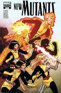 New Mutants Vol 3 1 Variant McLeod