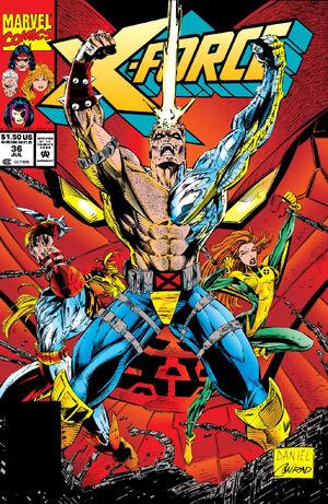 X-Force Vol 1 36